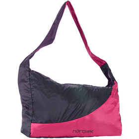 Nordisk Malmö Shoulder Bag 25l new pink/black